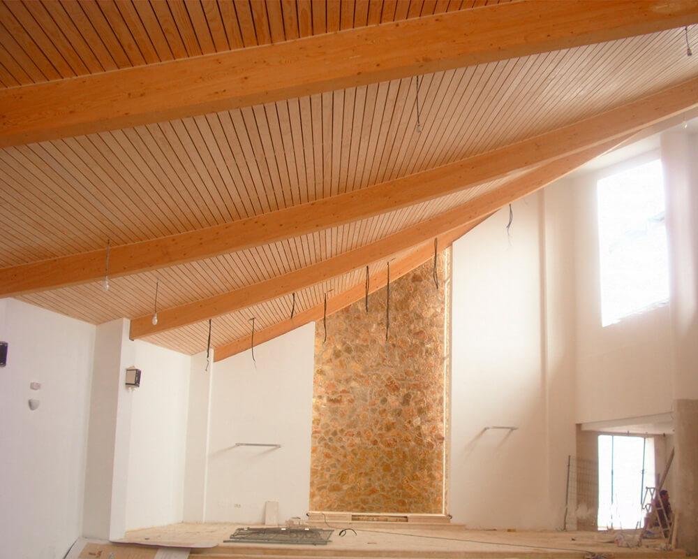 Proyectos estructuras de madera Costa Ballena