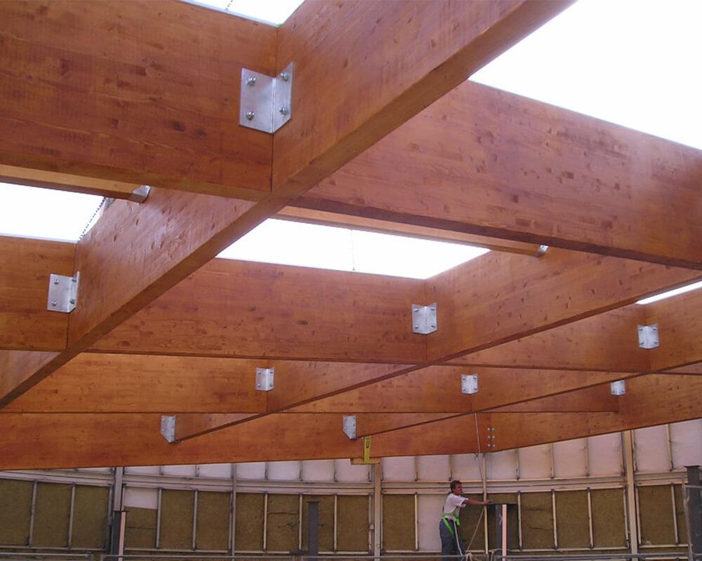 Proyectos estructuras de madera el Puerto 2
