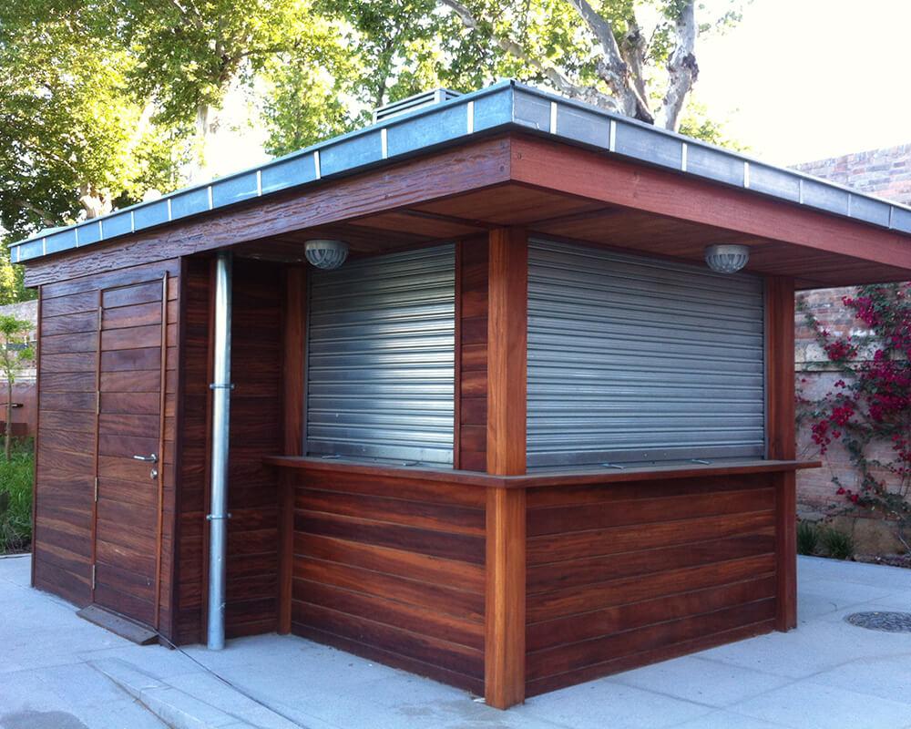 Proyecto estructuras de madera 1