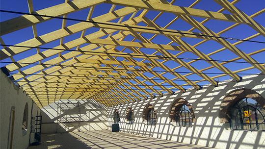 Diseño y fiabilidad de estructuras de madera