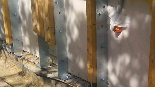 Reparaciones estructuras de madera