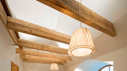Intervención y tratamiento de la madera