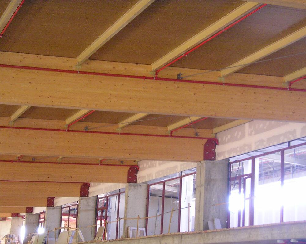 Estructuras de madera Ayamonte 5