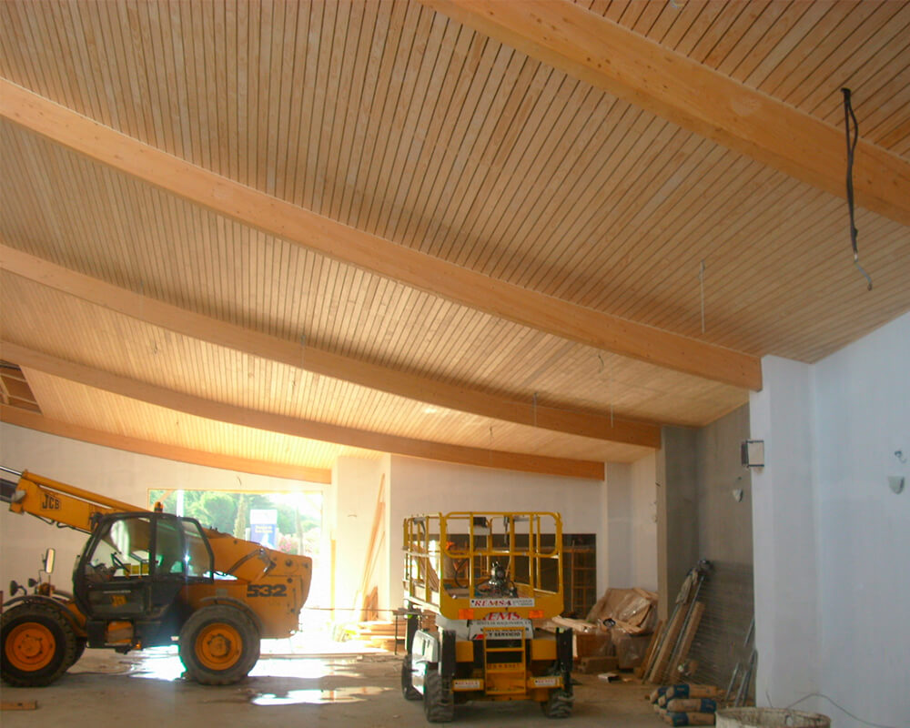 Estructuras madera Costa Ballena 6