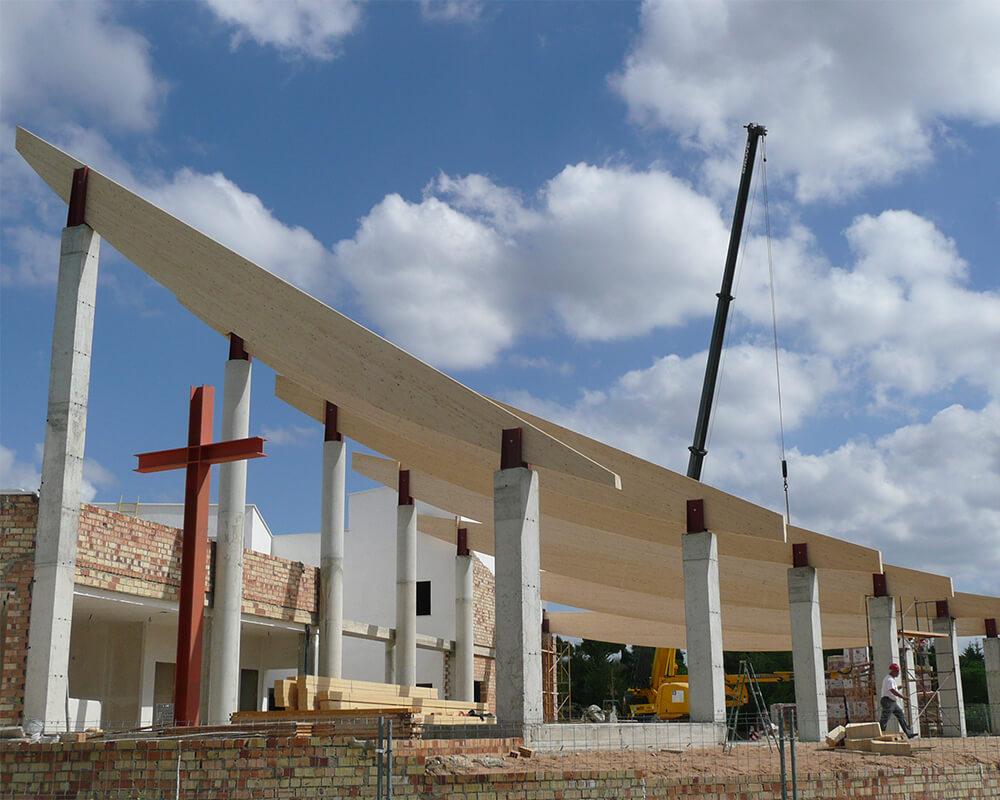 Estructuras madera Costa Ballena 1