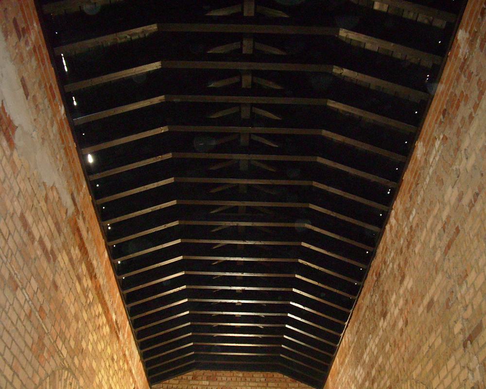 Proyectos estructuras de madera - Nave Lagar 1