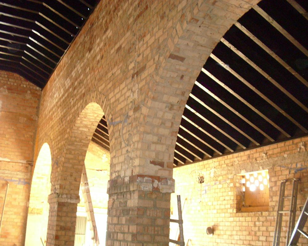 Proyectos estructuras de madera - Nave Lagar 2