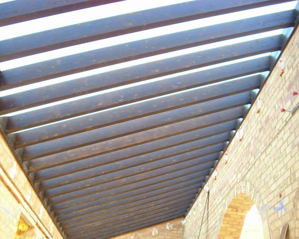 Proyectos estructuras de madera - Nave Lagar 4