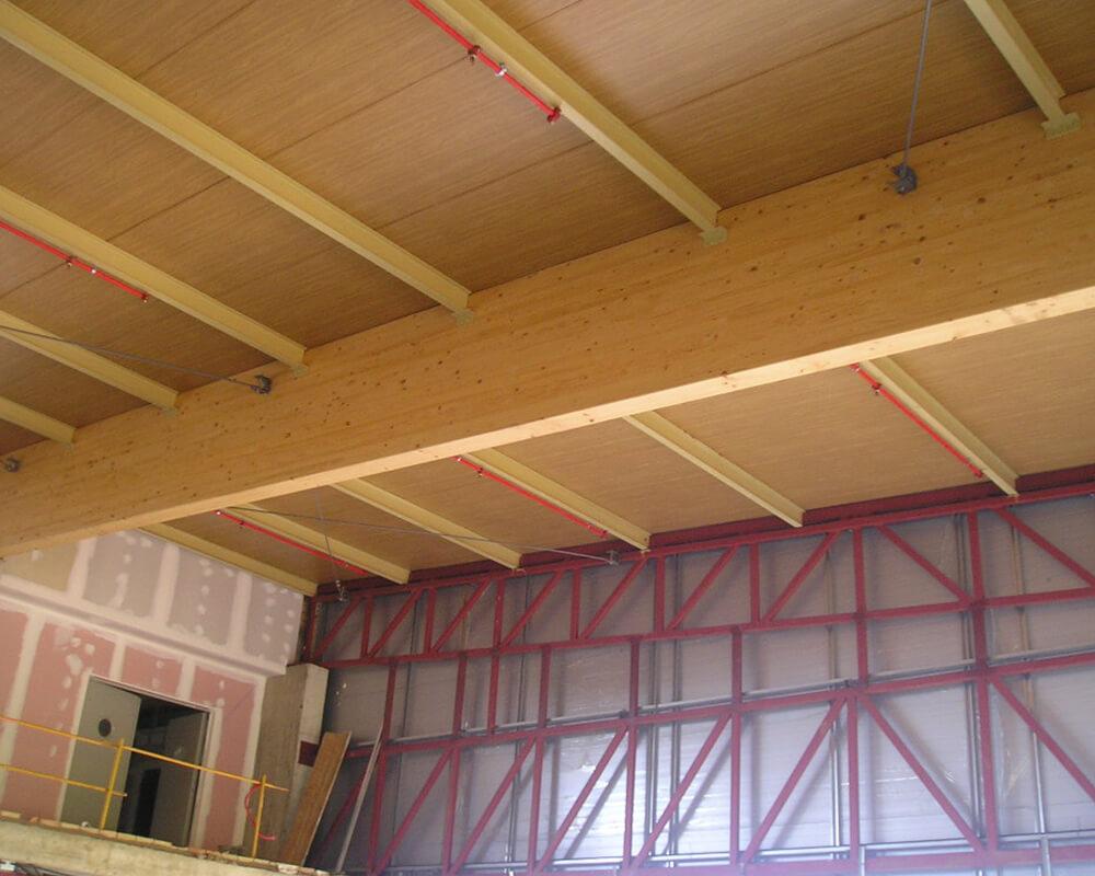 Estructuras de madera en Ayamonte 3