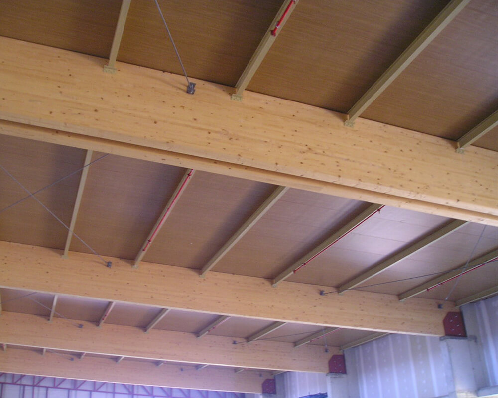 Estructuras de madera en Ayamonte 2