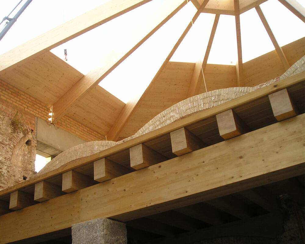 Estructuras de madera en Ubrique 4